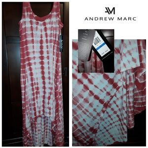 New Andrew Marc High Low Dress!💋